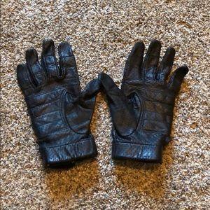 Harley Davidson riding gloves